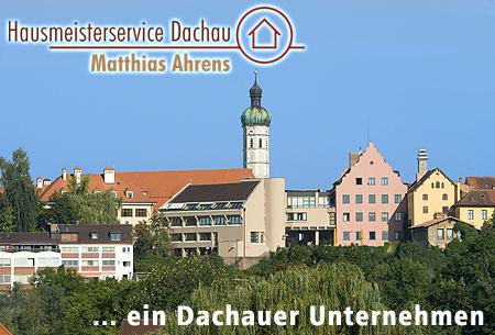 Hausmeisterservice Dachau - Matthias Ahrens - ein Dachauer Unternehmen